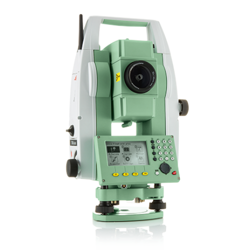 "Leica TS06 Plus 7"" R500 Total Station"