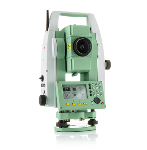"Leica TS06 Plus 1"" R500 Total Station"